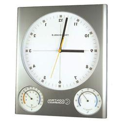 TRACEABLE 1079 Clock Analog Hygrometer,-34 to 116 F