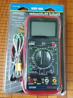 Cen-Tech 11 Function Digital Multimeter with Audible Continu