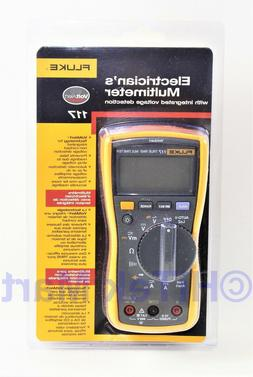 Fluke 117 Electrician's Multimeter with Non-Contact   BRAND