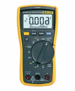 Fluke 117 Electrician's Multimeter with Non-Contact Voltag