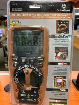 SOUTHWIRE 14070T MULTIMETER