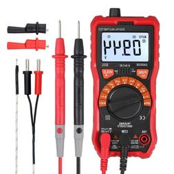 6000Counts True RMS Digital Multimeter Auto Ranging NCV AC/D