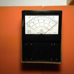 Simpson 260 Series 6XLP replacement front meter panel - for