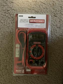 Craftsman 34-82141 8 Function Digital Multimeter