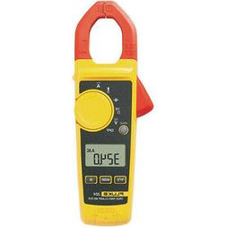 Fluke 324 40/400A AC, 600V AC/DC True-RMS Clamp Meter with T