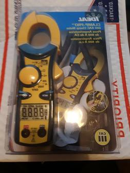 Ideal 61-744 Clamp-Pro 600 AAC Clamp Meter