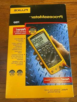 Fluke 789 Process Calibrator and Multimeter, HART mode with