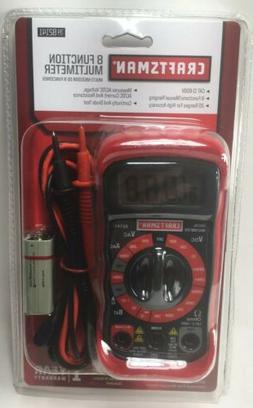 8 function multimeter 3482141
