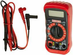 8 function multimeter
