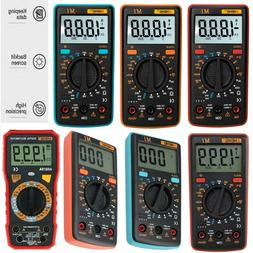 ANENG LCD Display Digital Multimeter AC/DC Voltage/Current/R