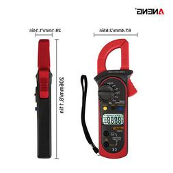 aneng st201 digital clamp multimeter 4000 counts