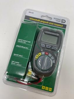 Commercial Electric Auto Ranging Digital Multi-Meter 730 696