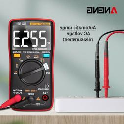 Automatic Digital Multimeter Max Display Counts Square Wave