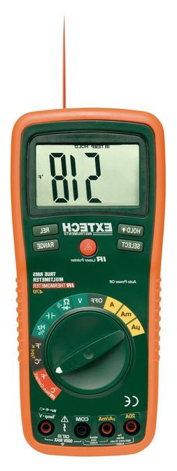 Extech AutoRanging True RMS MultiMeter with InfraRed Thermom