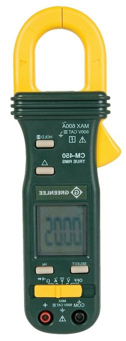 Clamp Meter by Greenlee Textron