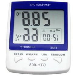 CTH-608 LCD Digital Thermometer-hygrometer 14F-140F Humidity