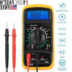 Digital Multimeter Meter Tester AC/DC Voltage Auto Ranging C
