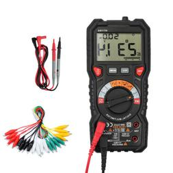 Digital Multimeter TRMS AC/DC Voltage Current NCV Resistance