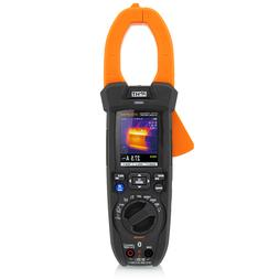 HT Instruments ECLIPSE AC/DC TRMS 1000A 1500V Clamp Meter wi