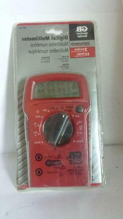 GB Gardner Bender Gdt-311 3 Function Digital Multimeter