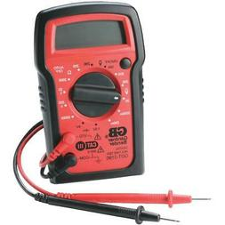 Gb Digital Multimeter 2 M Ohms, 500 V, 600 V 4 Function 14 R