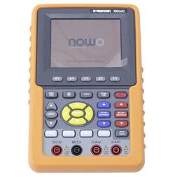 handheld dual channels digital storage oscilloscope multimet