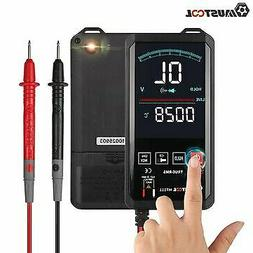 Home Hand Tools Digital Multimeter Touch Screen AC DC Measur