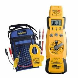 Fieldpiece HS33 Expandable Manual Ranging Stick Multimeter f
