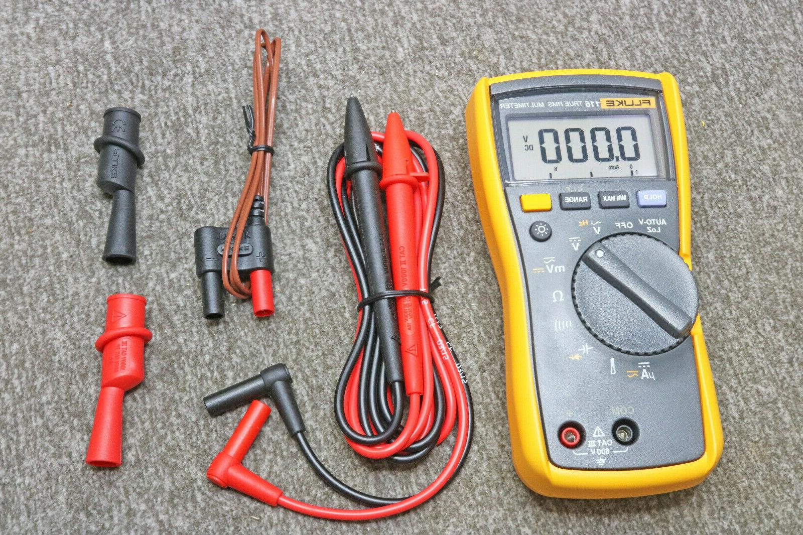 116 hvac multimeter