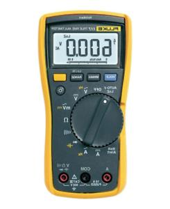 Fluke 117 600V-Volt Electrician's Multimeter with Non-Contac