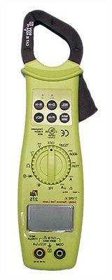TPI 275 Clamp-On Tester with True RMS Digital Multimeter and