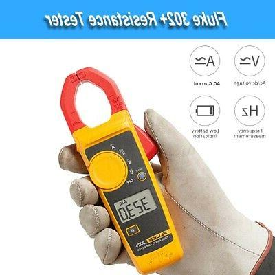 Fluke 302+ Automatic Tester Current Clamp Meter