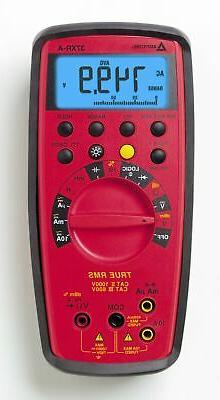 Amprobe 37XR-A Prof DMM True RMS with Component Logic Test