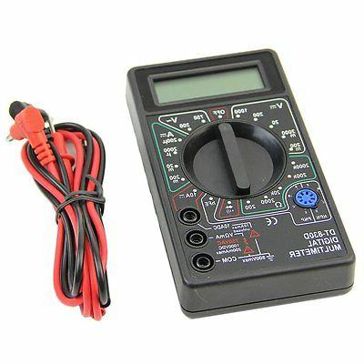 7 Fn AC DC 10 Current Ohm Meter