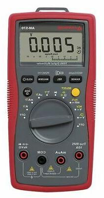 AMPROBE AM-570 Industrial Digital Multimeter, 1000V, 10A