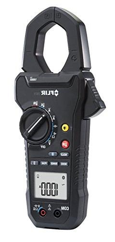 FLIR CM78 1000A AC/DC Clamp Meter with IR Thermometer