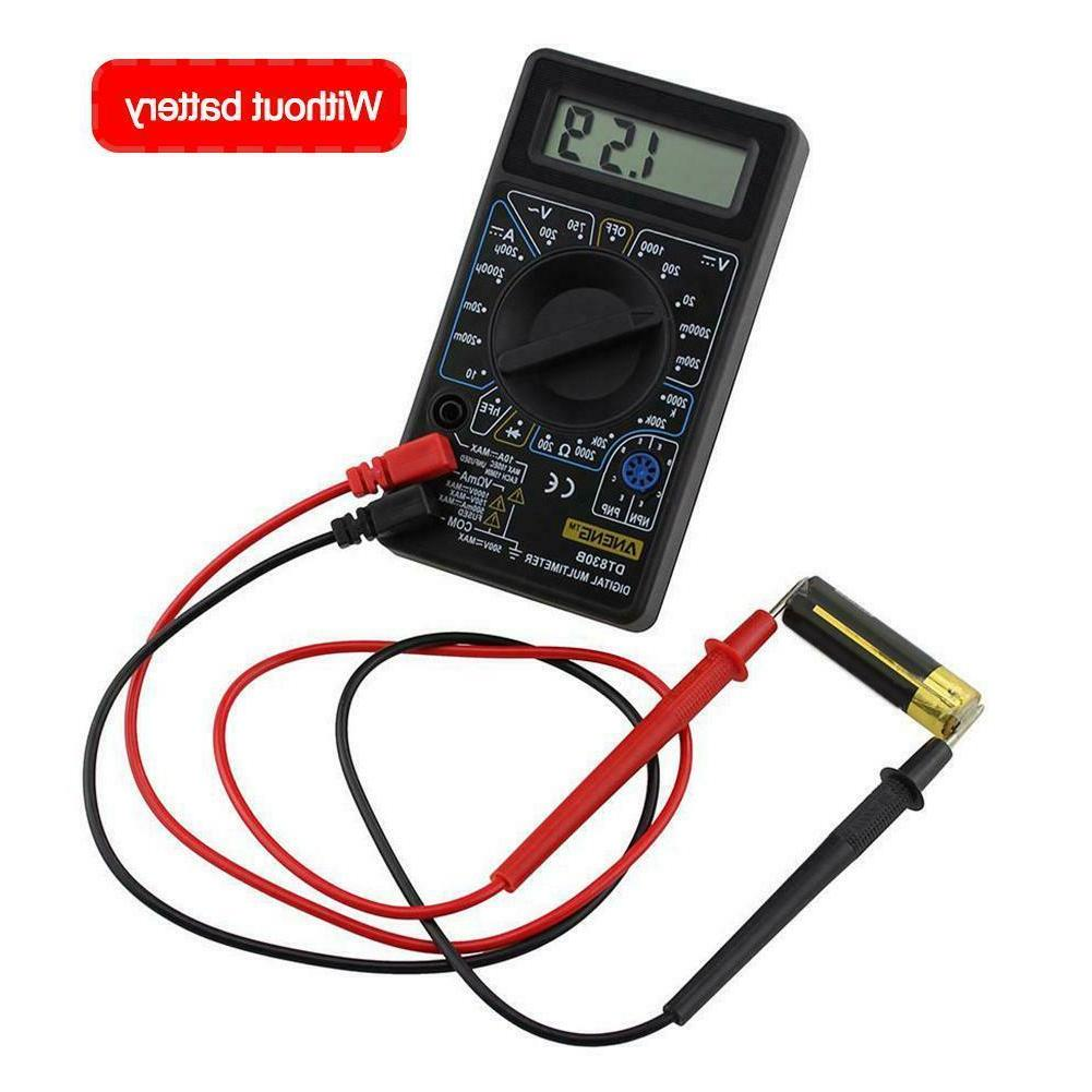 Digital Multimeter Voltmeter Testers