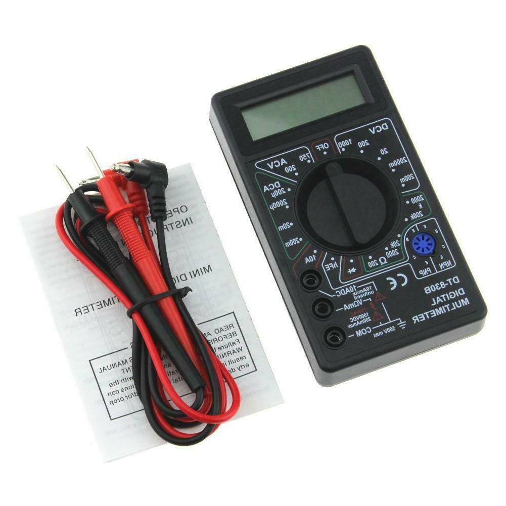 Digital Multimeter Testers DT830B New