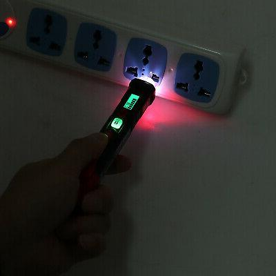 Digital Electrical Non-Contact Voltage Tester Socket Kit