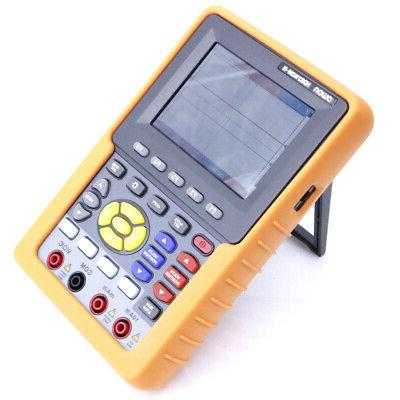 Handheld Dual Storage Oscilloscope Multimeter