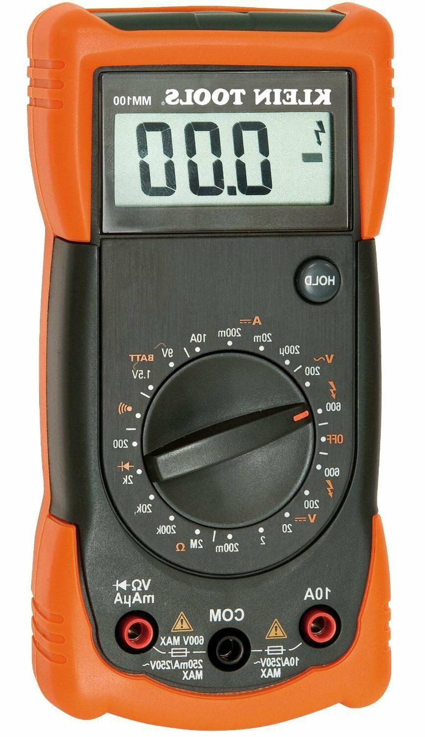 mm300 manual ranging multimeter replacement for mm100