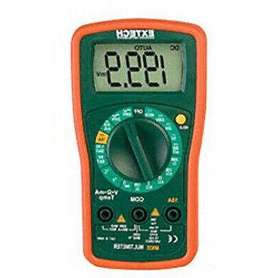 Extech MN35, Manual Ranging Mini Multimeter
