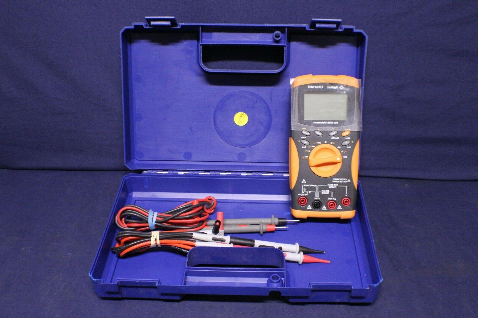 u1241an true rms multimeter with leads c1