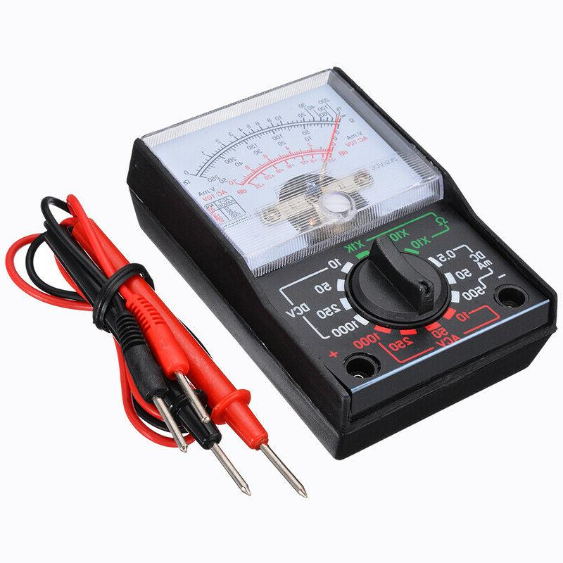 Analogue Multimeter Volts Multi Tester TOP