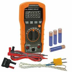 Klein Tools MM400 Auto-Ranging Digital Multimeter 600V Brand