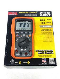 Klein Tools MM6000 Electrician's/HVAC Multimeter True RMS Ma