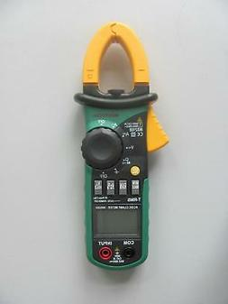 MS2108 6600 AC DC Clamp Meter Inrush Current Diode test USA