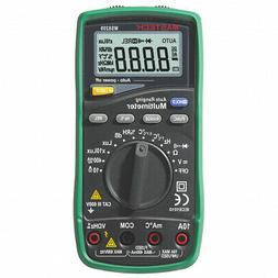 Mastech MS8209 5 in 1 Multimeter Lux, Sound Level, Humidity,