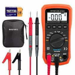Crenova MS8233D Auto-Ranging Digital Multimeter Home Measuri