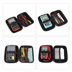 Multimeter Meter Tester Bag Electrical Tools Pockets Packs O